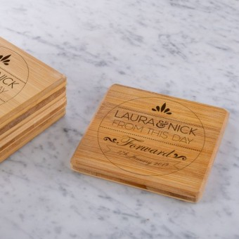 Bamboo Coaster (Rectangle)