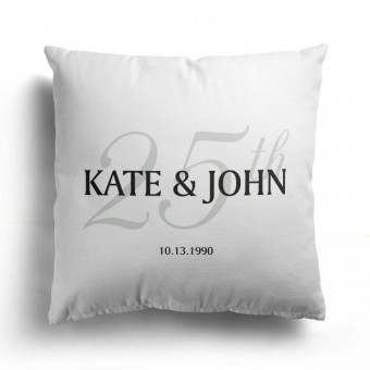His and Hers Cushions