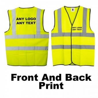 High-Vis Safety Vest