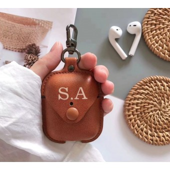 Personalised Airpods Soft Case - 3 colours