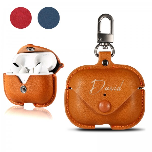 Personalised Airpods Pro Soft Case - 3 colours PAPCPB-101