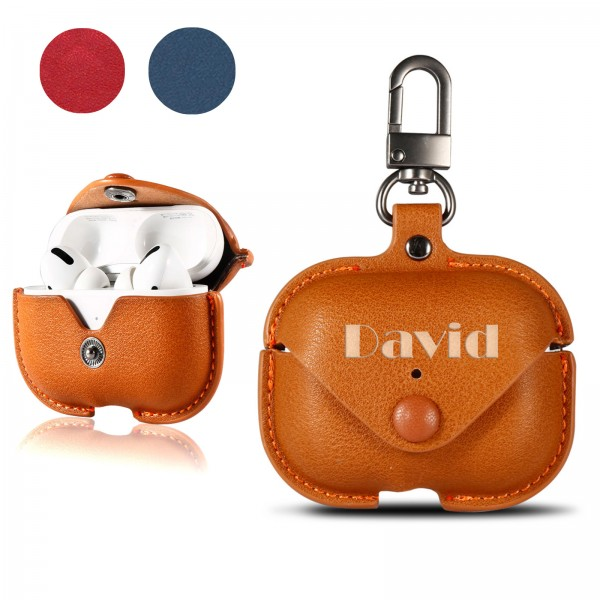Personalised Airpods Pro Soft Case - 3 colours PAPCPB-102