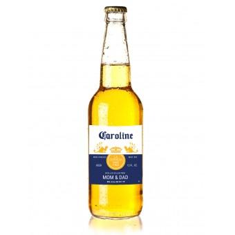 Personalised Beer Label