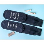 Personalised Socks Bring Guinness
