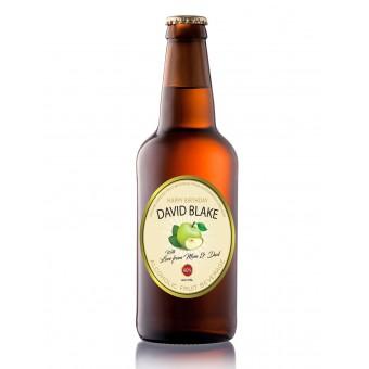 Personalised Cider Label