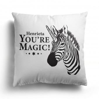 Personalised Children Cushion Cover