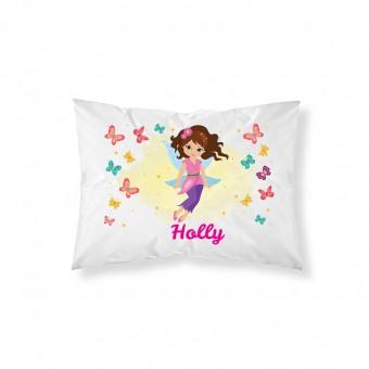 Personalised Fairy Pillowcase