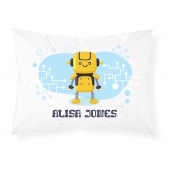 Robot Pillowcases
