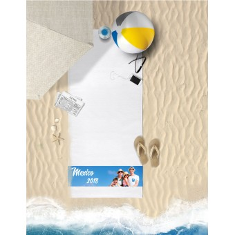 Personalised Towel Small 50x100cm