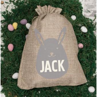 Mini Personalised Easter Sack