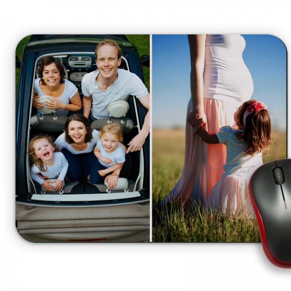 Personalised Photo Mouse Pad