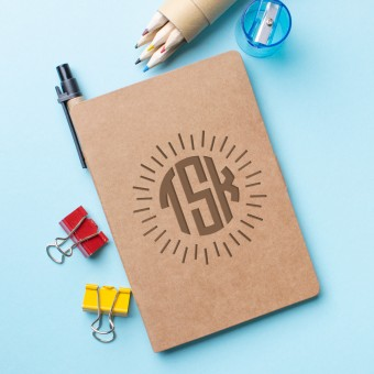 Personalised Handy Flag & Sticky Combo with Pen