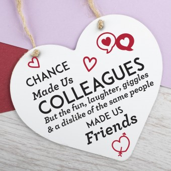 Metal Heart Chance Made Us Colleagues PPL-101