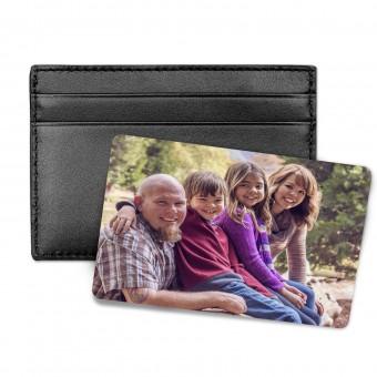 Personalised Photo Wallet Insert