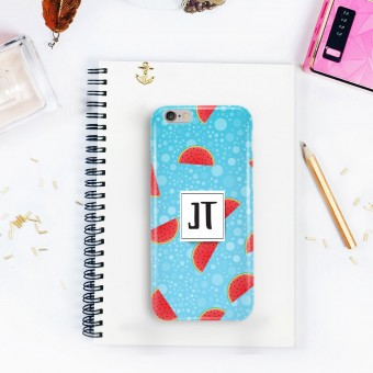 Personalised Summer Themed Phone Case