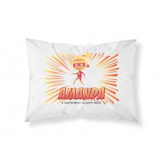 Superhero Pillowcases