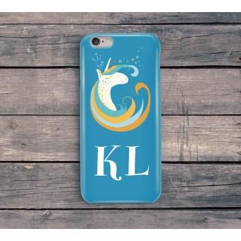 Personalised Unicorn Phone Case